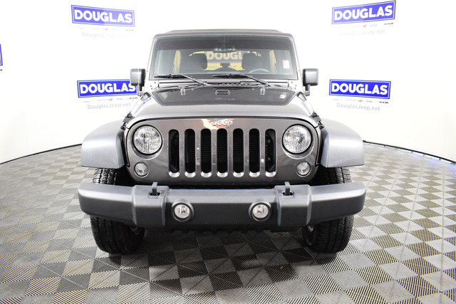 Certified Pre-Owned 2018 Jeep Wrangler Unlimited JK Sport S 4x4