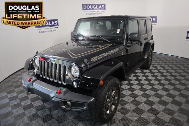 Pre Owned 2018 Jeep Wrangler Unlimited Jk Golden Eagle 4x4