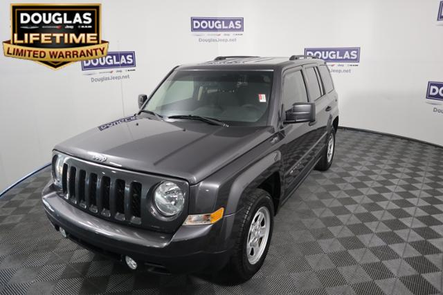 Certified Pre Owned 2017 Jeep Patriot Sport Fwd