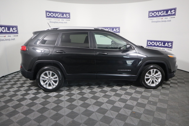 Certified Pre-Owned 2015 Jeep Cherokee FWD 4dr Sport