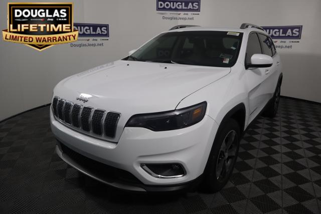 Certified Pre Owned Jeep >> Certified Pre Owned 2019 Jeep Cherokee Limited Fwd Sport Utility In