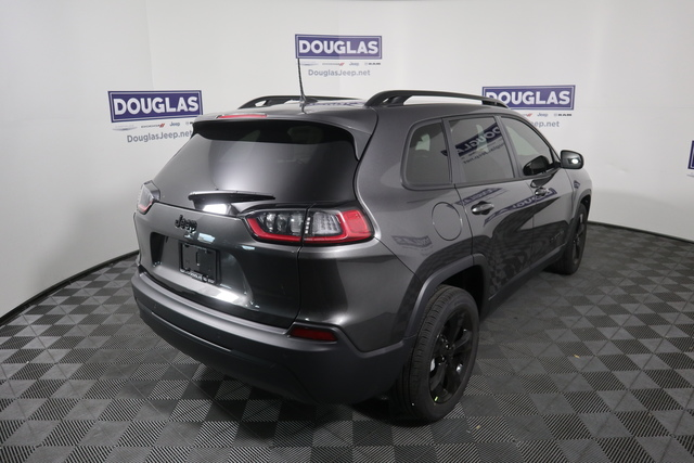 New 2020 JEEP Cherokee Altitude FWD