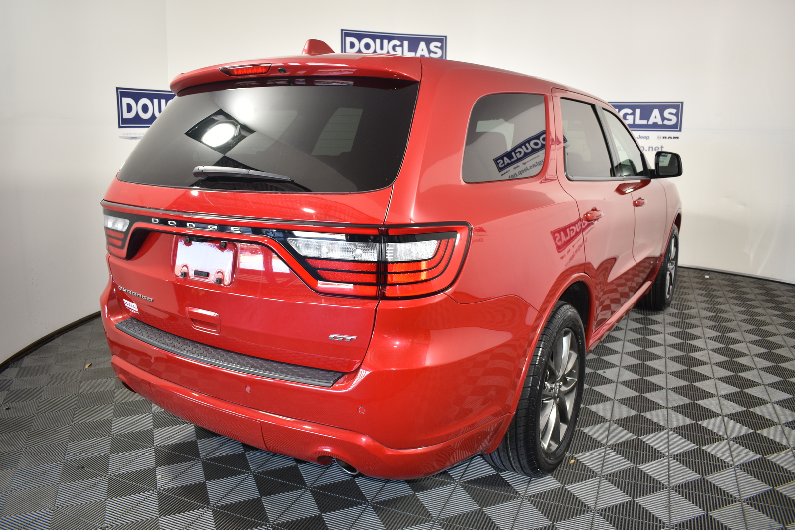 Pre-Owned 2017 Dodge Durango GT RWD