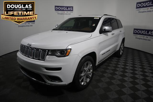 New 2019 JEEP Grand Cherokee Summit 4x2