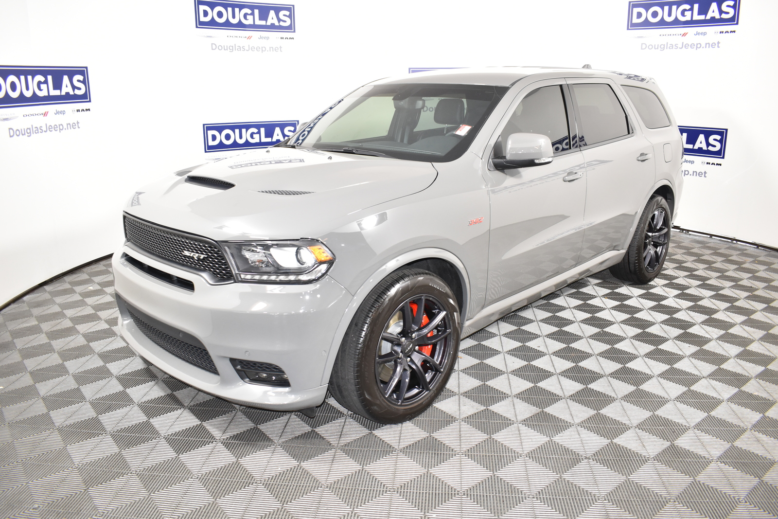 Pre-Owned 2020 Dodge Durango SRT AWD