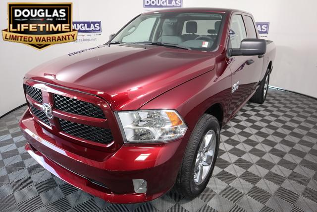 Pre-Owned 2018 Ram 1500 Express 4x2 Quad Cab 6'4 Box