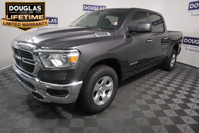 New 2019 RAM All-New 1500 Big Horn/Lone Star 4x2 Crew Cab 5'7