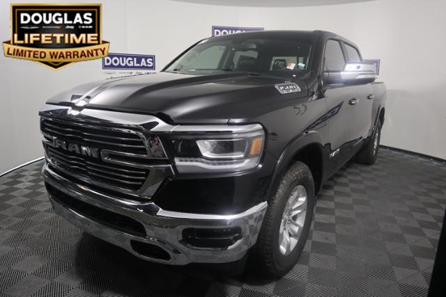 new 2019 ram all new 1500 laramie 4x4 crew cab 5 7 box