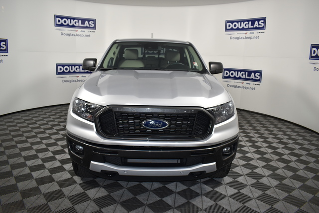Pre-Owned 2019 Ford Ranger XLT 2WD SuperCrew 5' Box