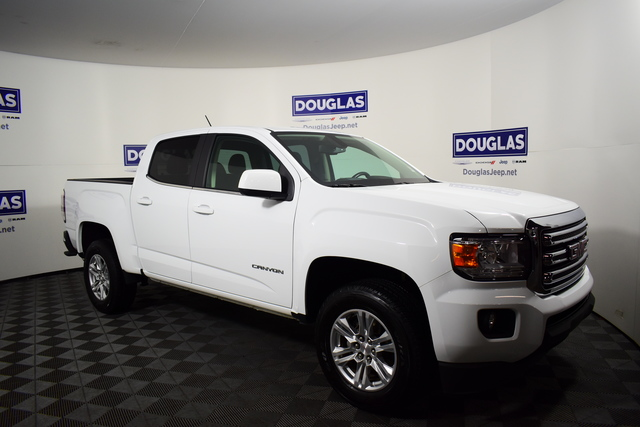 Pre-Owned 2019 GMC Canyon 2WD Crew Cab 128.3 SLE