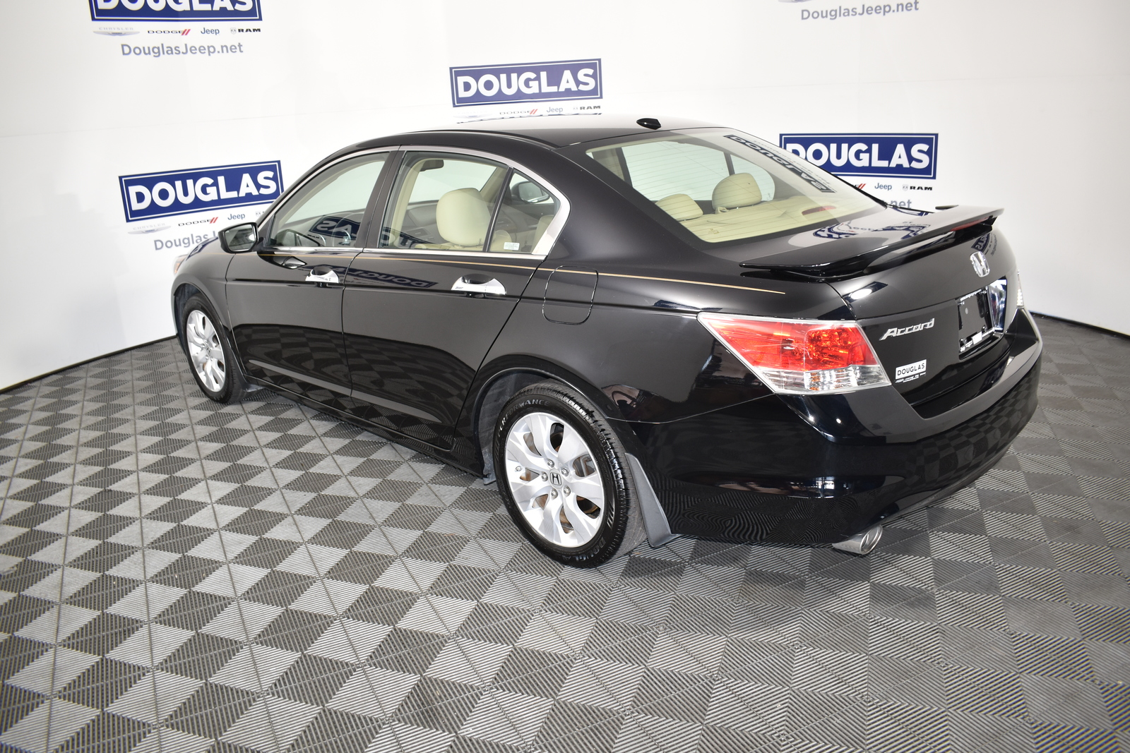 Pre-Owned 2008 Honda Accord 4dr V6 Auto EX-L
