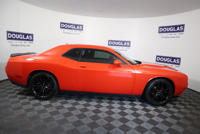 Certified Pre-Owned 2017 Dodge Challenger SXT Coupe
