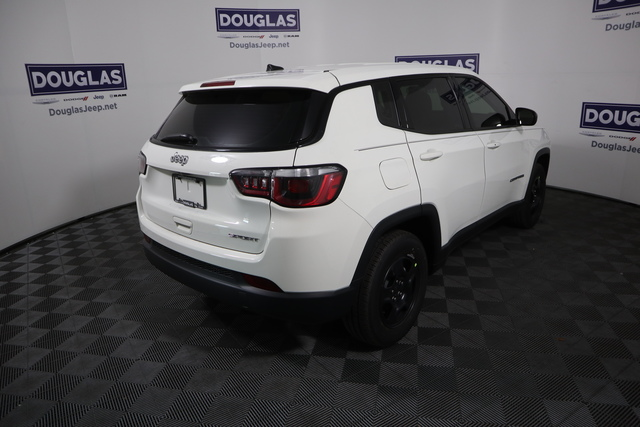 New 2020 JEEP Compass Sport FWD