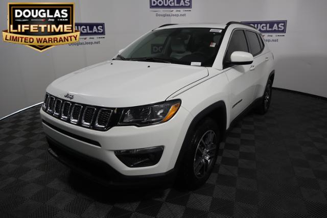 New 2019 JEEP Compass MPTM74