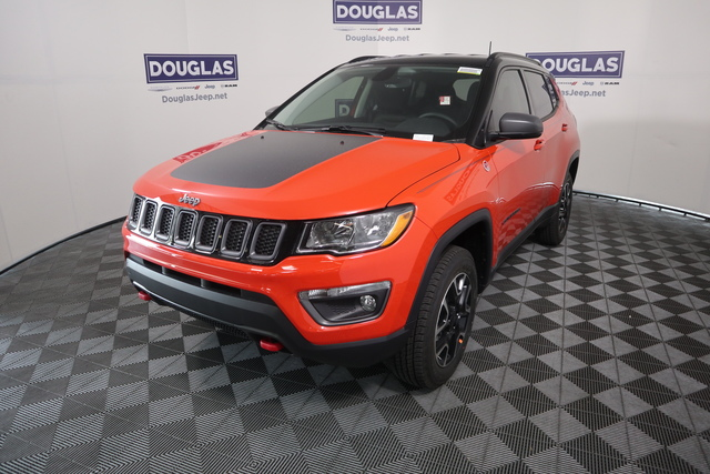 New 2020 JEEP Compass Trailhawk 4x4