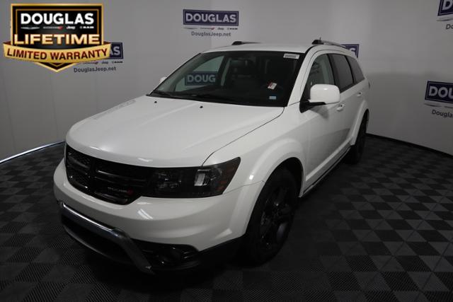 New 2018 DODGE Journey Crossroad FWD
