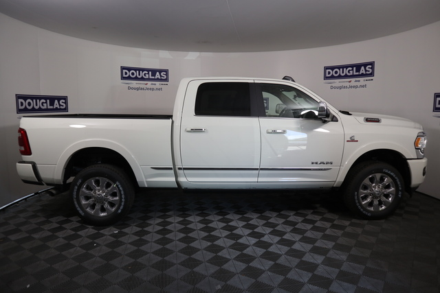 New 2019 RAM 3500 Limited 4x4 Crew Cab 6'4 Box
