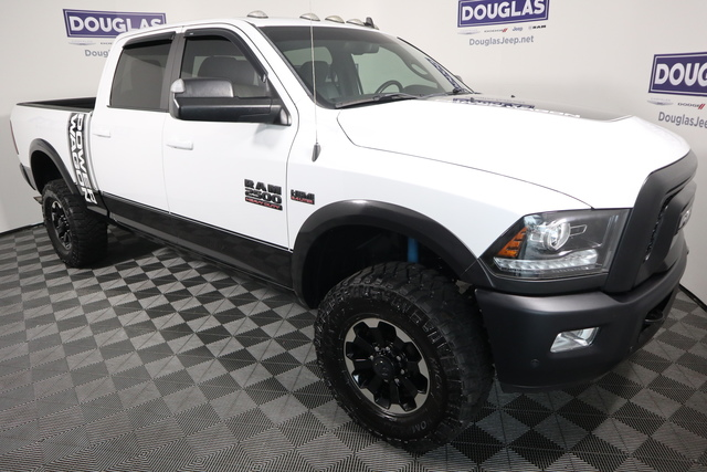 Pre-Owned 2017 Ram 2500 Power Wagon 4x4 Crew Cab 6'4 Box