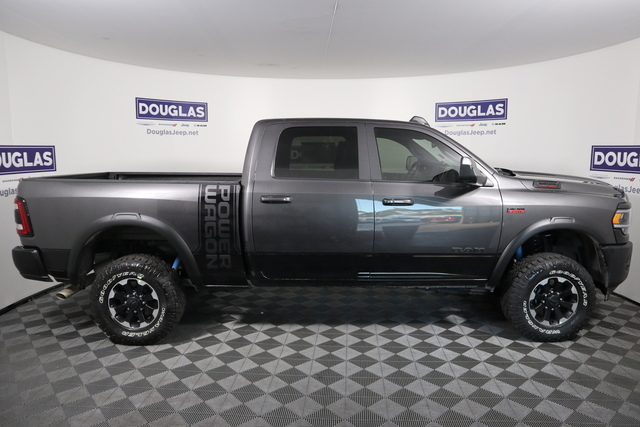 New 2019 RAM 2500 Power Wagon 4x4 Crew Cab 6'4 Box