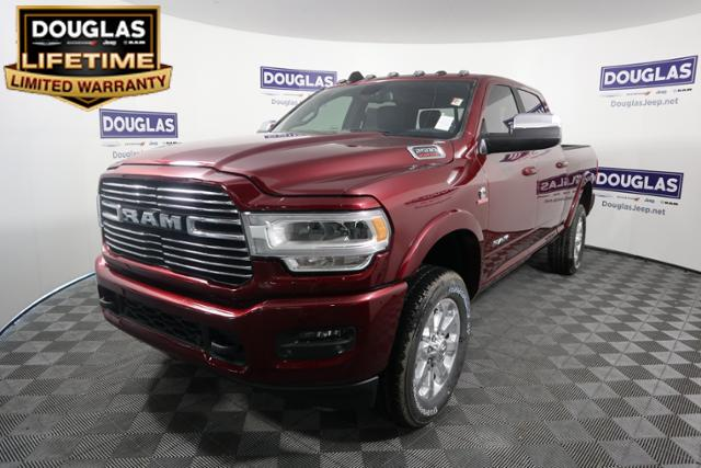 new 2019 ram 2500 laramie 4x4 crew cab 6 4 box