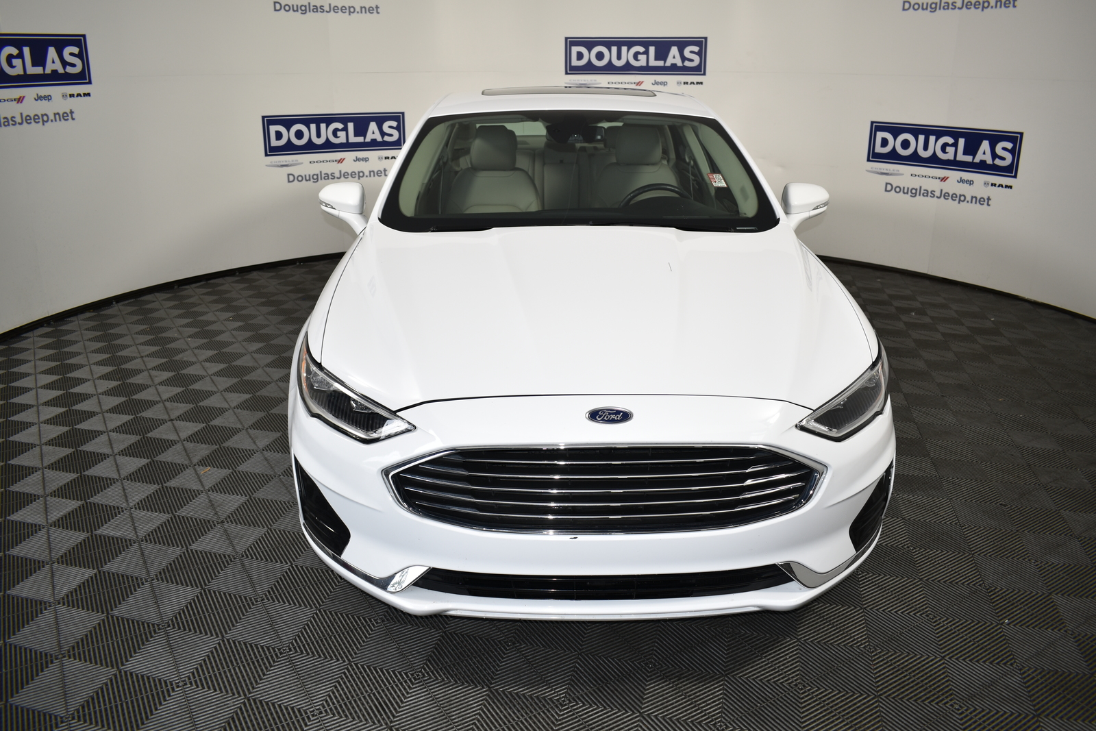 Pre-Owned 2019 Ford Fusion SEL FWD