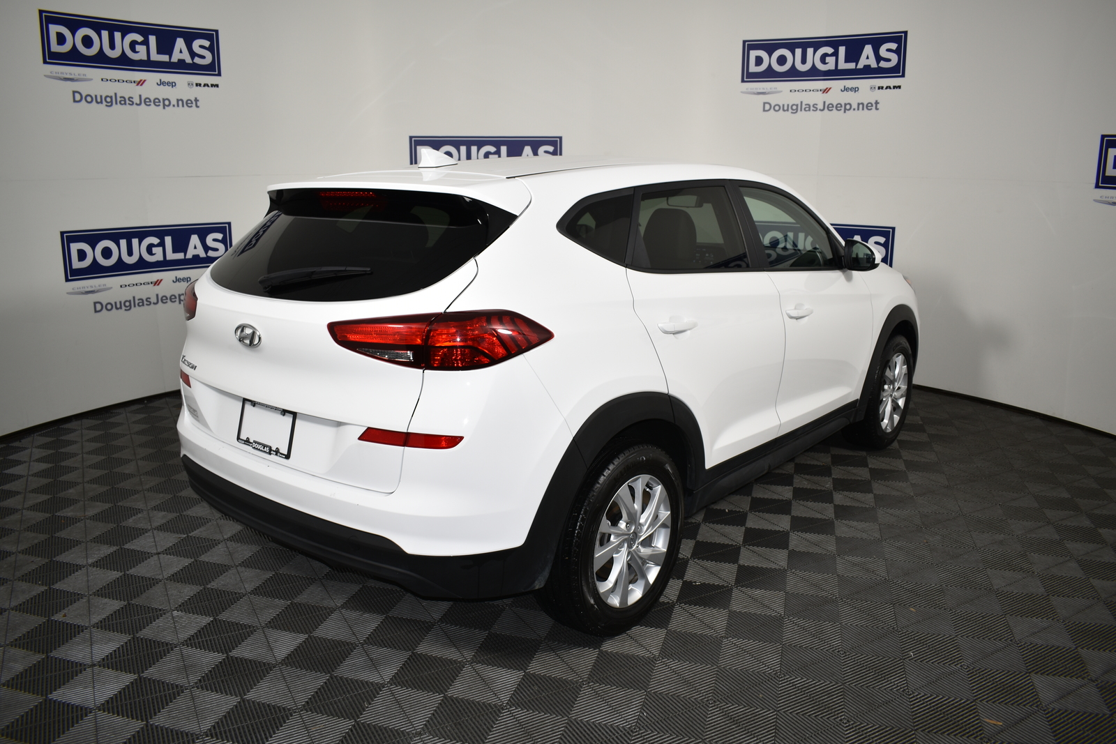 Pre-Owned 2019 Hyundai Tucson SE FWD