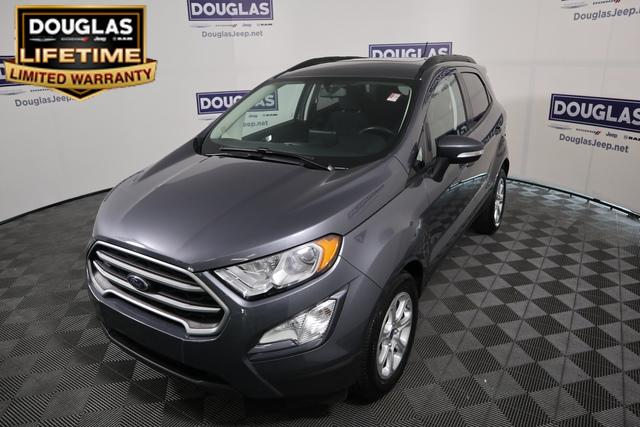 Pre-Owned 2019 Ford EcoSport SE FWD