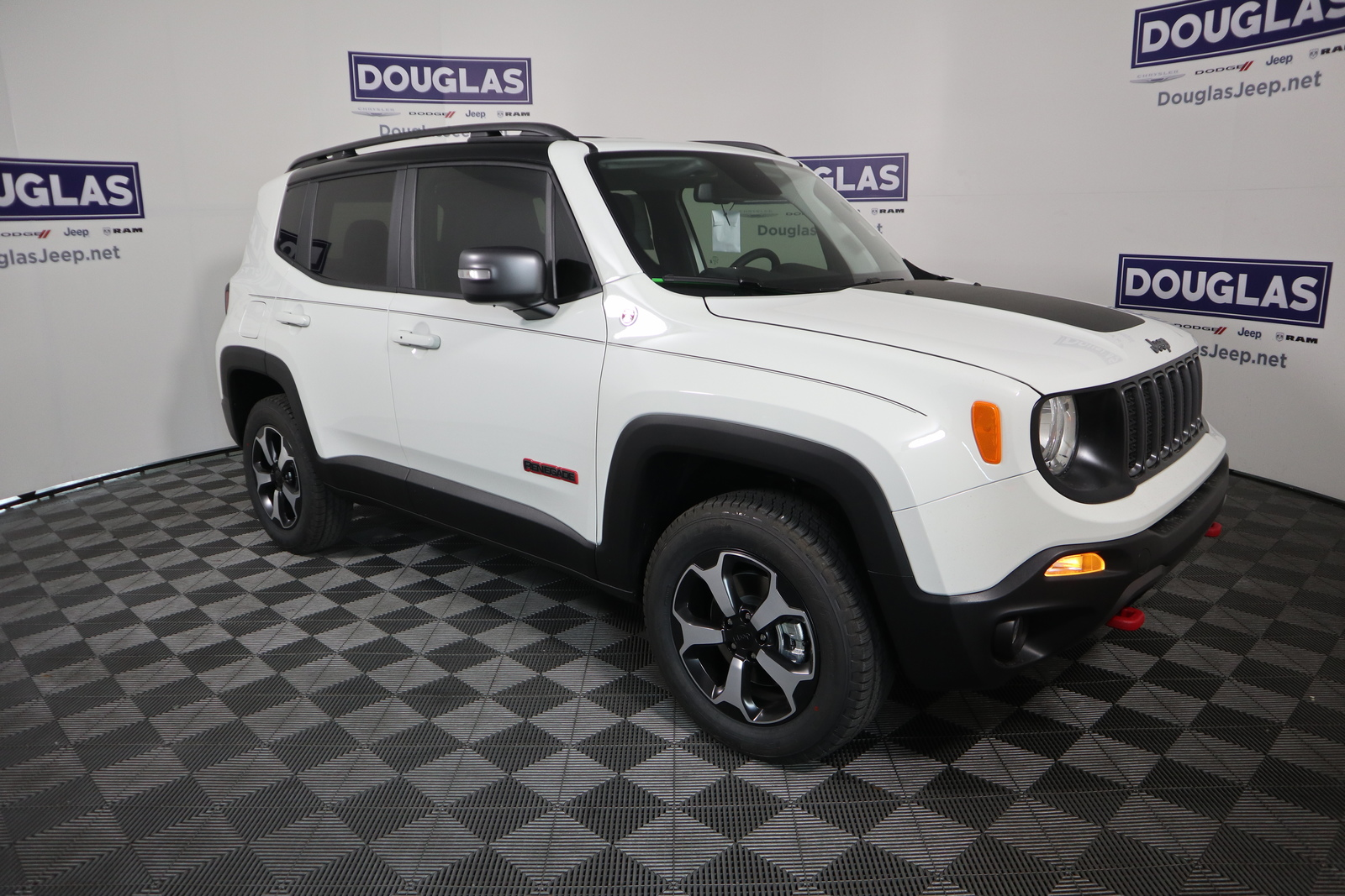 New 2020 JEEP Renegade Trailhawk 4x4