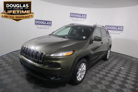 Pre-Owned 2015 Jeep Cherokee FWD 4dr Latitude