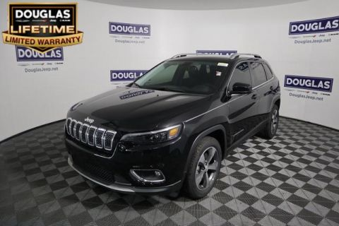New 2019 JEEP Cherokee Limited FWD