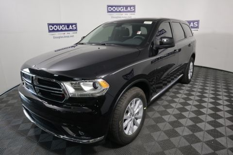 New 2020 DODGE Durango SXT RWD