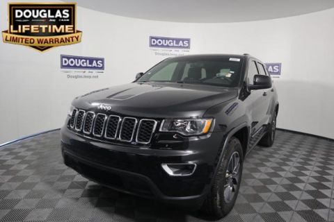 New 2018 JEEP Grand Cherokee Laredo E 4x2 *Ltd Avail*