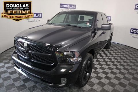 Pre-Owned 2018 Ram 1500 Express 4x2 Crew Cab 5'7 Box