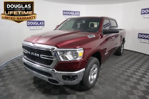New 2019 RAM All-New 1500 Big Horn/Lone Star 4x4 Crew Cab 5'7