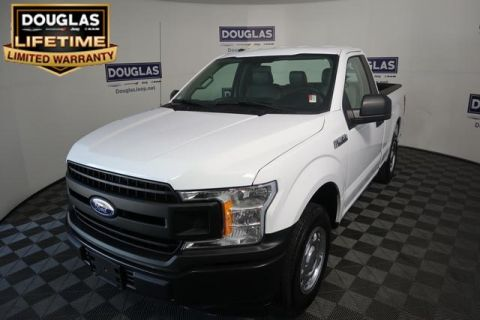 Pre-Owned 2018 Ford F-150 XL 2WD Reg Cab 6.5' Box