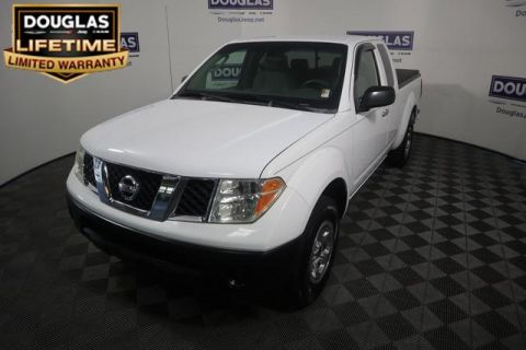 Pre-Owned 2005 Nissan Frontier 2WD XE King Cab I4 Manual