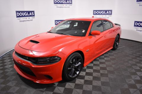Certified Pre-Owned 2019 Dodge Charger Scat Pack RWD
