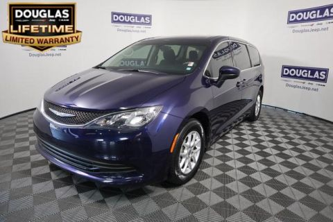 Pre-Owned 2017 Chrysler Pacifica LX FWD