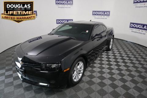 Pre-Owned 2015 Chevrolet Camaro 2dr Cpe LS w/1LS