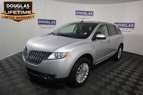 Pre-Owned 2014 Lincoln MKX FWD 4dr