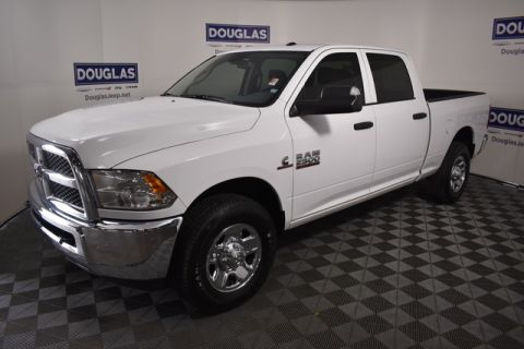 Certified Pre-Owned 2018 Ram 2500 Tradesman 4x2 Crew Cab 6'4 Box