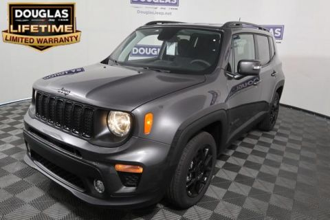 New 2019 JEEP Renegade Altitude FWD